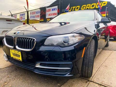 2014 BMW 5 Series for sale at Buy Here Pay Here Auto Sales in Newark NJ