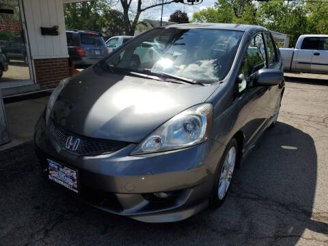 2011 Honda Fit for sale at New Wheels in Glendale Heights IL
