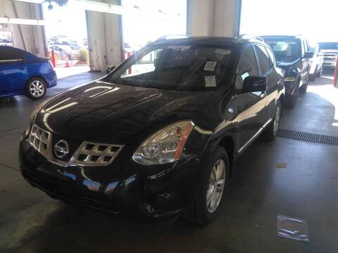 2012 Nissan Rogue for sale at A.I. Monroe Auto Sales in Bountiful UT