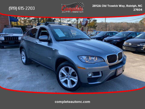 2013 BMW X6 for sale at Complete Auto Center , Inc in Raleigh NC
