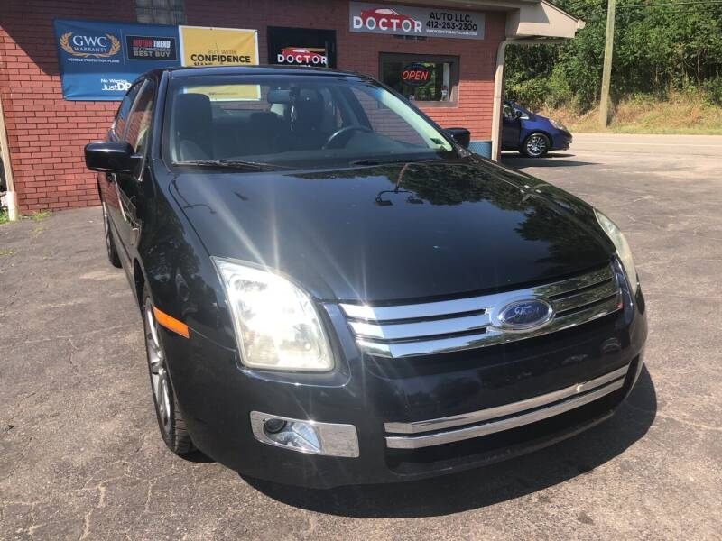 2009 Ford Fusion for sale at Doctor Auto in Cecil PA