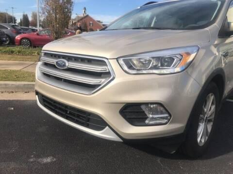 2017 Ford Escape for sale at Southern Auto Solutions - Georgia Car Finder - Southern Auto Solutions - Lou Sobh Honda in Marietta GA