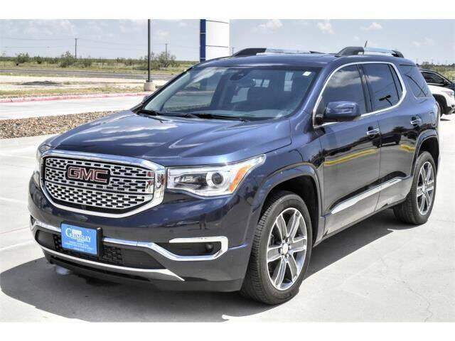 2019 GMC Acadia for sale in Odessa, TX