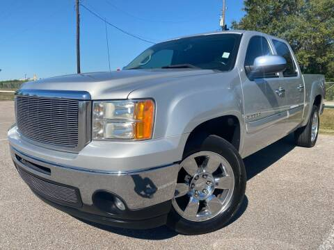 2011 GMC Sierra 1500 for sale at AUTO DIRECT in Houston TX