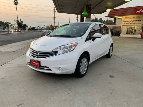 2016 Nissan Versa Note for sale at Top Quality Auto Sales in Redlands CA