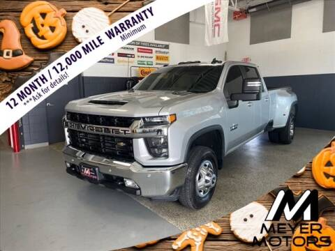 2020 Chevrolet Silverado 3500HD for sale at Meyer Motors in Plymouth WI