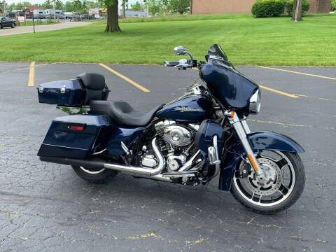 2012 Harley Davidson Streetglide for sale at Dittmar Auto Dealer LLC in Dayton OH
