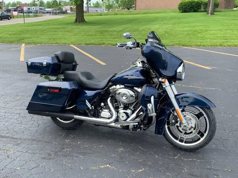 2012 Harley Davidson Streetglide