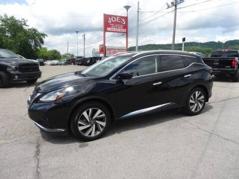 2020 Nissan Murano for sale at Joe's Preowned Autos in Moundsville WV