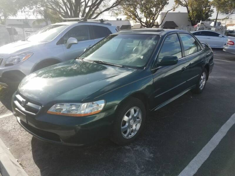 2002 Honda Accord for sale at Keen Auto Mall in Pompano Beach FL