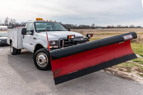 2004 Ford F-450 Super Duty for sale at Fruendly Auto Source in Moscow Mills MO