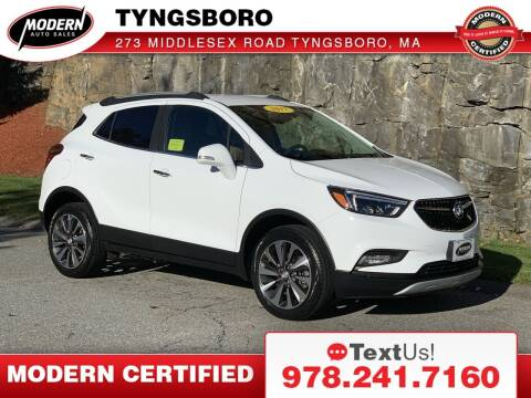 2017 Buick Encore for sale at Modern Auto Sales in Tyngsboro MA