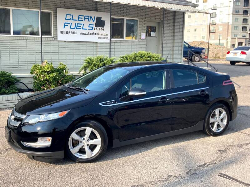 2014 Chevrolet Volt for sale at Clean Fuels Utah - SLC in Salt Lake City UT