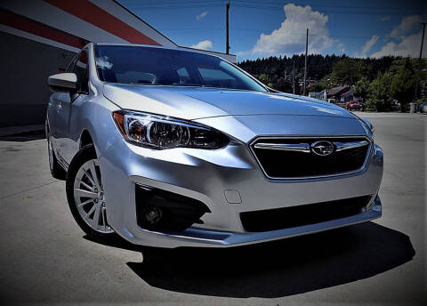 2018 Subaru Impreza for sale at A1 Group Inc in Portland OR
