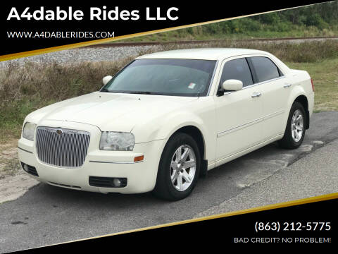 2006 Chrysler 300 for sale at A4dable Rides LLC in Haines City FL