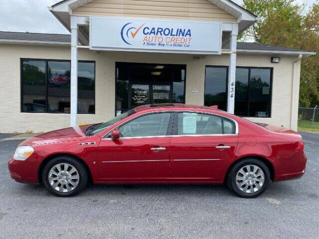 2009 Buick Lucerne for sale at Carolina Auto Credit in Youngsville NC