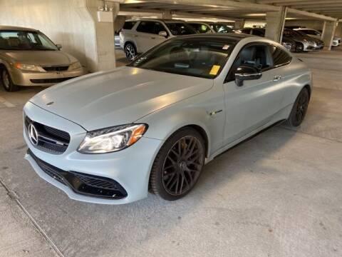 2018 Mercedes-Benz C-Class for sale at Southern Auto Solutions-Jim Ellis Hyundai in Marietta GA
