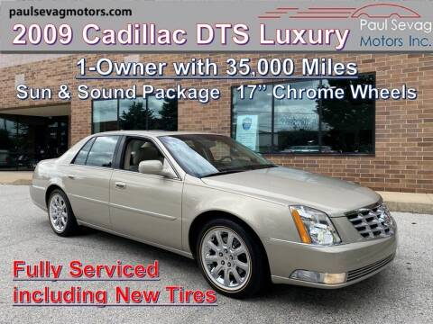2009 Cadillac DTS for sale at Paul Sevag Motors Inc in West Chester PA