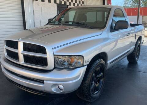 2005 Dodge Ram Pickup 1500 for sale at Tiny Mite Auto Sales in Ocean Springs MS
