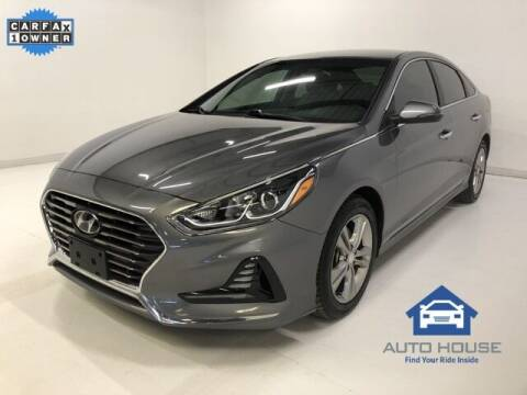 2018 Hyundai Sonata for sale at AUTO HOUSE PHOENIX in Peoria AZ