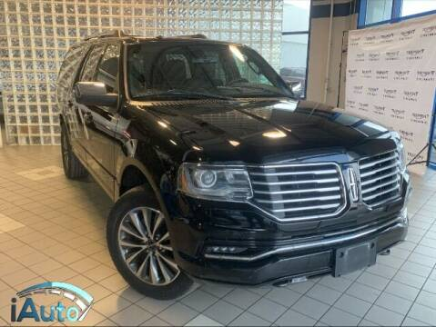 2016 Lincoln Navigator L for sale at iAuto in Cincinnati OH