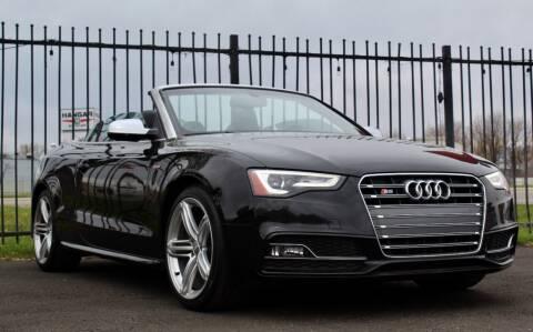 2014 Audi S5 for sale at Avanesyan Motors in Orem UT
