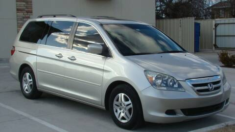 2007 Honda Odyssey for sale at Red Rock Auto LLC in Oklahoma City OK