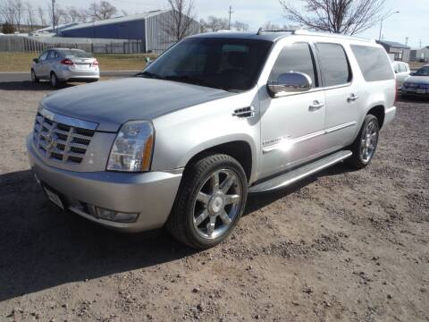 2010 Cadillac Escalade ESV for sale at Car Corner in Sioux Falls SD