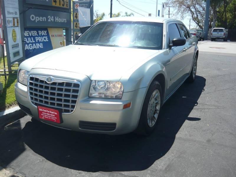 2006 Chrysler 300 for sale at Bill's Used Car Depot Inc in La Mesa CA