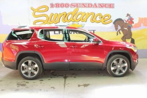 2019 GMC Acadia for sale at Sundance Chevrolet in Grand Ledge MI