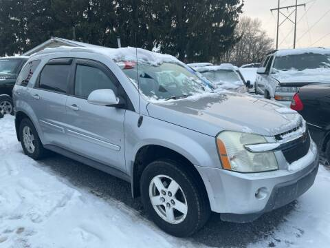 2006 Chevrolet Equinox for sale at Trocci's Auto Sales in West Pittsburg PA