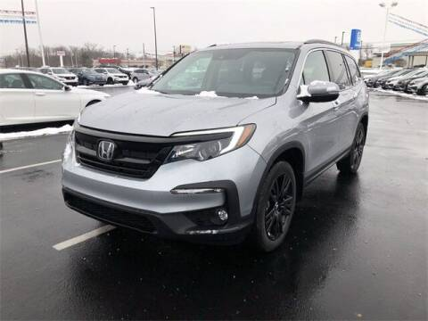 2021 Honda Pilot for sale at White's Honda Toyota of Lima in Lima OH