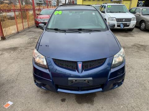 2004 Pontiac Vibe for sale at HW Used Car Sales LTD in Chicago IL