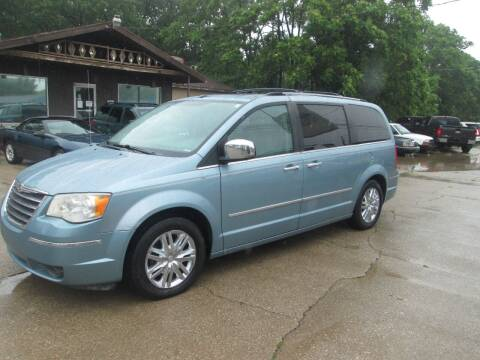 2008 Chrysler Town and Country for sale at Jims Auto Sales in Muskegon MI