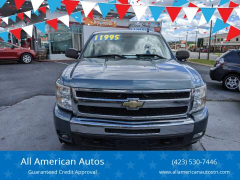 2009 Chevrolet Silverado 1500 for sale at All American Autos in Kingsport TN