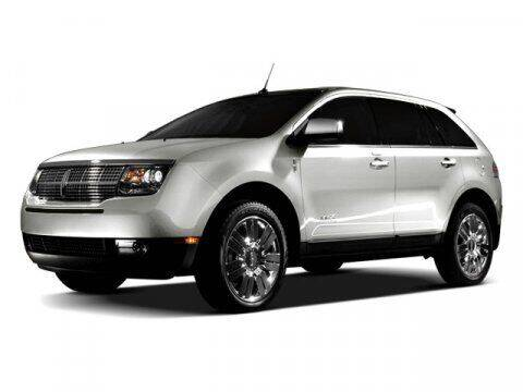 2010 Lincoln MKX for sale at Wally Armour Chrysler Dodge Jeep Ram in Alliance OH