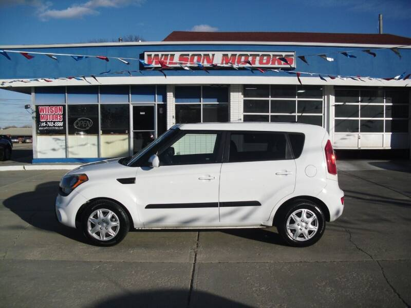 2012 Kia Soul for sale at Wilson Motors in Junction City KS