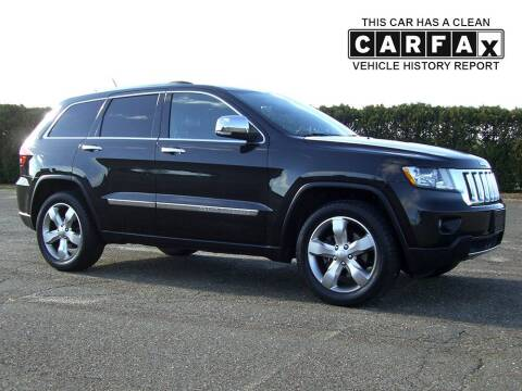 2012 Jeep Grand Cherokee for sale at Atlantic Car Company in East Windsor CT