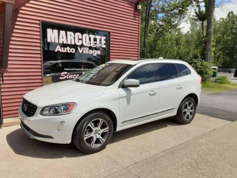 2015 Volvo XC60 for sale at Marcotte & Sons Auto Village in North Ferrisburgh VT