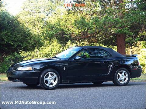 2003 Ford Mustang for sale at M2 Auto Group Llc. EAST BRUNSWICK in East Brunswick NJ