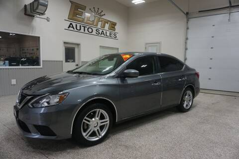 2017 Nissan Sentra for sale at Elite Auto Sales in Ammon ID