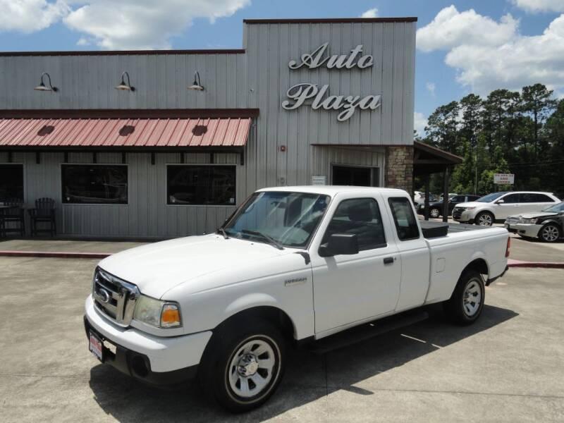 2010 Ford Ranger for sale at Grantz Auto Plaza LLC in Lumberton TX