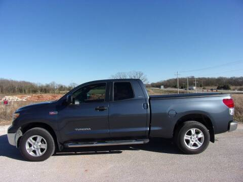 2010 Toyota Tundra for sale at ABC Auto Sales in Rogersville MO