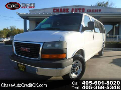 2011 GMC Savana Passenger for sale at Chase Auto Credit in Oklahoma City OK