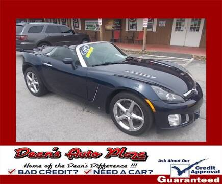 2008 Saturn SKY for sale at Dean's Auto Plaza in Hanover PA