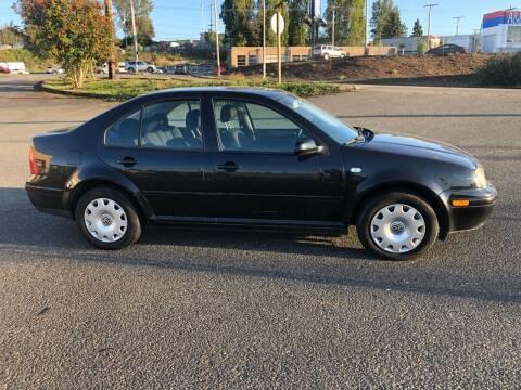 2002 Volkswagen Jetta for sale at South Tacoma Motors Inc in Tacoma WA