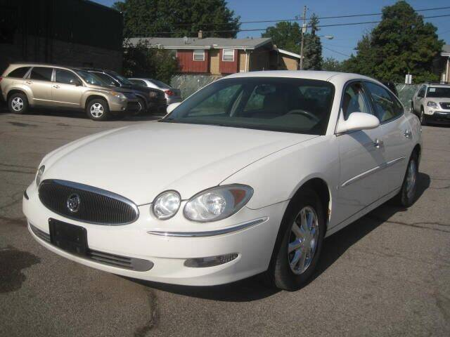 2006 Buick LaCrosse for sale at ELITE AUTOMOTIVE in Euclid OH