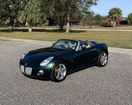 2006 Pontiac Solstice for sale at P J'S AUTO WORLD-CLASSICS in Clearwater FL