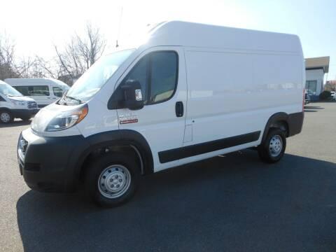 2020 RAM ProMaster Cargo for sale at Benton Truck Sales - Cargo Vans in Benton AR