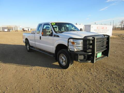 2015 Ford F-250 Super Duty for sale at Nore's Auto & Trailer Sales - Vehicles in Kenmare ND